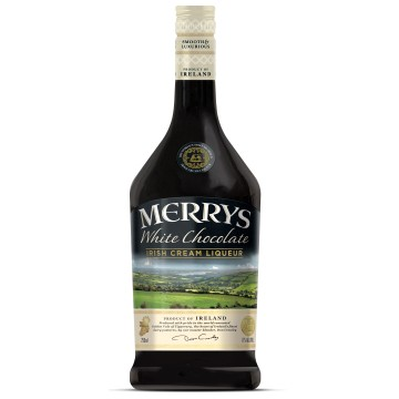 Merrys White Chocolate Cream